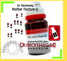 Dr. Reckeweg range of Mother Tinctures Q promotional prices  20 ml each