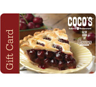 Coco's Bakery Gift Card - $25 $50 $100 - Email delivery