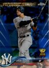 2018 TOPPS CHROME SAPPHIRE BLUE BASE REFRACTOR /250 SINGLES w/ RC #1-99 U PICK