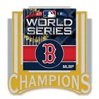 Boston Red Sox World Series 2018 Champions Die Cut Vinyl Decal Sticker on Ebay