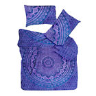 Mandala Tie Dye Duvet Cover Bohemian Mandala Duvet Covers Throw Comforter Set