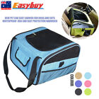 New Pet Car Booster Seat Puppy Cat Dog Auto Carrier Travel Protector Basket Gift