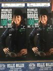 2 National Finals Rodeo Tickets (NFR)   Night 8, Thur 12/13   Section 204, Row C