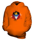 ANTIGUA AND BARBUDA FOOTBALL UNISEX HOODIE TOP GIFT WORLD CUP SPORT
