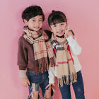 Внешний вид - Children's scarf imitation cashmere autumn and winter children baby warm scarf