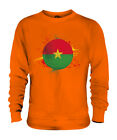 BURKINA FASO FOOTBALL UNISEX SWEATER  TOP GIFT WORLD CUP SPORT