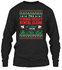 Comfortable Storage Facility Rental Clerk - I'm A Gildan Long Sleeve Tee T-Shirt