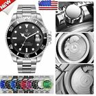 TEVISE T801 Men Automatic Mechanical Watch Waterproof Luminous Sport Watch D682 image
