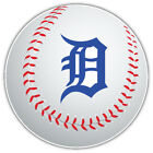 Detroit Tigers Letter MLB Logo Ball Car Bumper Sticker Decal - 9'', 12'' or 14'' on Ebay