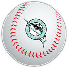 Florida Marlins MLB Logo Ball Car Bumper Sticker Decal  - 3'' or 5'' on Ebay