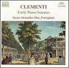 Clementi: Early Piano Sonatas by Susan Alexander-Max: Used