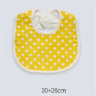 Baby Toddler Bibs Burp Cloth Cotton Newborn Baby Saliva Towel Bib Infant Aprons