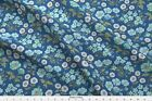Floral Flowers Colourful Summer Spring Vintage Fabric Printed by Spoonflower BTY