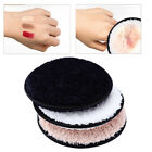 Microfiber Cleansing Cloth Pads Makeup Remover Towel  Face Cleaner Plush puff