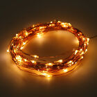 10/15/20m LED Solar Fairy String Light Outdoor Wedding Christmas Party Lamp  UJ