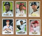 2018 Topps Gallery Base 76-150 - Pick Your Card