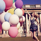 "20pcs 36"" Inches Large Giant Latex Balloon Big Wedding Party Decoration Birthday"