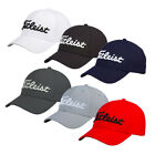 NEW Titleist Golf Tour Fitted Hat By New Era - Choose Size and Color