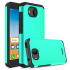 For Alcatel Tetra/5041C Phone Case Hybrid Shockproof Rugged TPU Hard Armor Cover