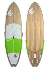8'10', 9'5, 10' SUP | Stand up paddle board | ECS WIDE BOY | Carbon Paddle