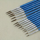 Внешний вид - 10Pcs/Set Fine Hand-painted Thin Hook Line Pen Drawing Art Pens Painting Brushes