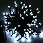 100/200/500 LED Solar Fairy Garden Lights String Outdoor Party Christmas Xmas