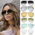 Quay Australia X Desi Perkins HIGH KEY Aviator Sunglasses + Hard Case Included