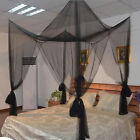 Romantic Princess Canopy Mosquito Net No Frame Fit For Twin Full Queen King Bed^ image