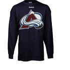 NHL Reebok Colorado Avalanche Long Sleeve Hockey Shirt New Mens Sizes $24 $15.99 USD on eBay