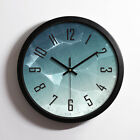 Roman Numerals Wall Clock Round Metal Conservatory Large