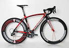 Stradalli Napoli Full Carbon Road Bike Shimano Ultegra 8000 bicycle large or xl
