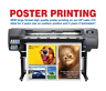 More images of Poster Printing and design, A0, A1, A2, A3, A4 and any other sizes