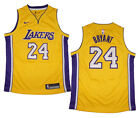 Youth Nike Kobe Bryant Los Angeles Lakers Gold Swingman Jersey - Icon Edition on eBay
