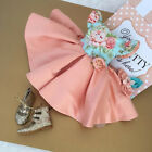 Princess Wedding Party Prom Birthday Dress Skirt Tutu Dresses for Baby Girl 0-5Y
