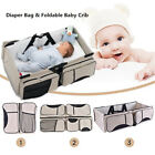 Used, Baby 3 in 1 Portable Bassinet Cot Mummy Travel Bag Diaper Bag and Change Station for sale  Shipping to South Africa