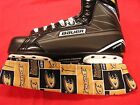 Ice Skate Blade Covers/ Soakers - Made from Licensed Team Material $13.0 USD on eBay