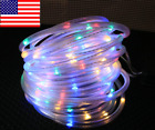 Solar LED String Lights Outdoor Multicolor Fairy String Colored LED Night Light
