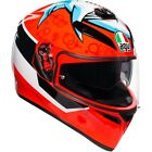 AGV K3 SV Attack Mens Street Riding DOT Protection Motorcycle Helmets