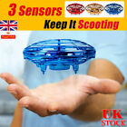 Mini Induction Drone UFO Ball Flying Aircraft RC Drone Toys Anti-collision Gift
