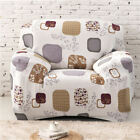 1 2 3 Seater Stretch Chair Sofa Covers Couch Cover Retro Elastic Soft Slipcover