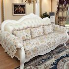 European Style Slipcovers Seater Cover Sofa Cushion Anti-Skid Couch Protector