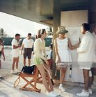 Photos by Getty Images Tennis In The Bahamas Photography Print <br/> Save An Additional 10% Off - See Cart for Details!!