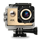 Ultra 4K Full HD 1080P Waterproof Outdoor Sport Camera WiFi Action Camcorder DVR