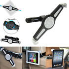 Universal 360° Adjustable Car Back Seat Tablet Mount Holder For iPad Samsung PC