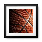 Photos by Getty Images Basketball, close-up Photography Print <br/> Save An Additional 10% Off - See Cart for Details!!