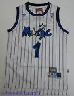 Throwback Hardwood Jersey TRACY McGRADY 1 Orlando Magic White Striped Mens NWT