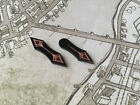 Arkham horror LCG compatible, acrylic path markers
