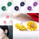 2019 Elegant Big Flower Ear Stud Personality Temperament Earrings Charm Jewelry!