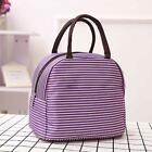 Insulated Lunch Bag for Women Men Thermal Cooler Lunch Box Picnic Storage Bag