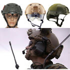 Military Tactical Fast Airsoft Helmet Outdoor Protective Gear Paintball SWAT Top
